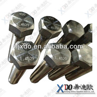 duplex 2205 S32205 2507 S32750 1.4410 hardware stainless steel furniture bolts furniture legs furniture hardware