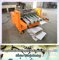 caton box making machine B Series High Speed Auto Clapboard Machine,Carton box machine