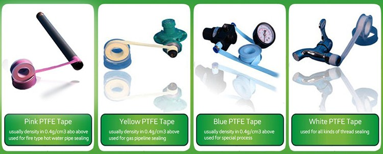 high temperature sealing teflon ptfe tape