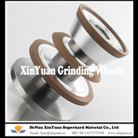 Hybrid Resin Vitrified Bond Diamond Abrasive Grinding Wheel