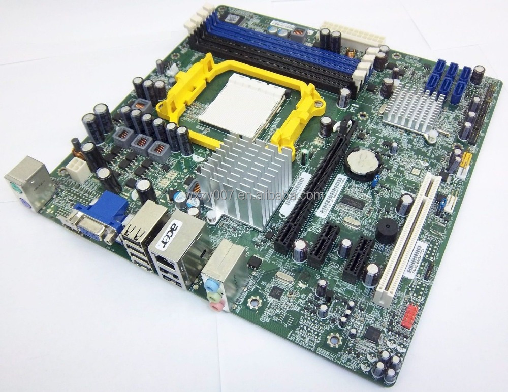 original motherboard for ACER M5400 M3400 A61 L-A690 AM2 Desktop Motherboard 42Y9916 45C3281 45R5616 100% Tested Good Quality