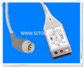 Setolink 8 Pin ECG Trunk Cable Manufacture in ShenZhen