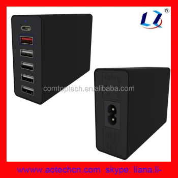 Electric Type and Mobile Phone Use phone charging station