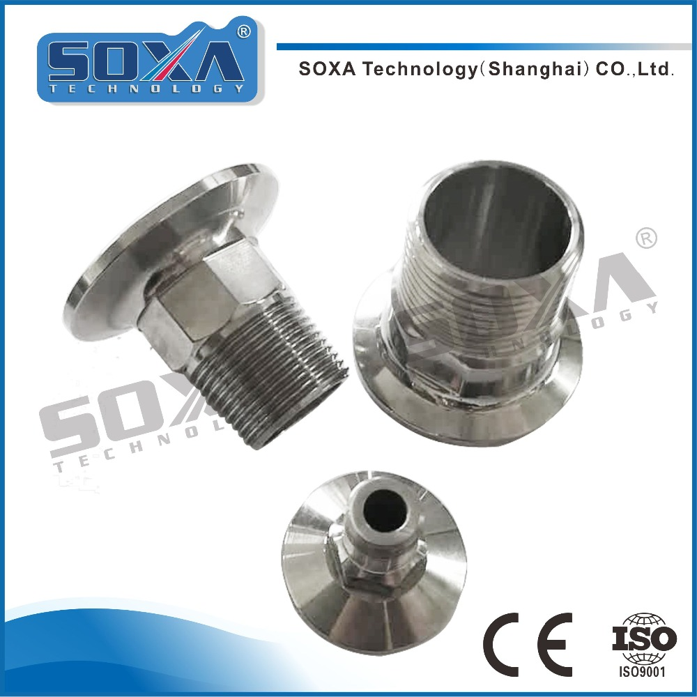 Stainless Steel hexagon male thread connection