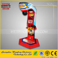 Amusement Ultimate Fist Boxing Game, Big Punch Boxing Coin Operated Redemption Arcade Game Machine