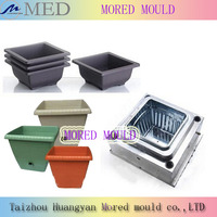 hot sale high quality competitive price flower pot plastic injection mould,quality choice