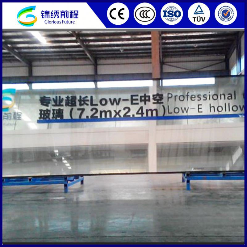 Rich Experience Solar Panel Insulated Glass Windows