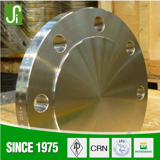 ASME ANSI B16.5 Forged Carbon Steel Blind Flange