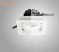 Grille light Grille lamp LED COB 31W for all interior project