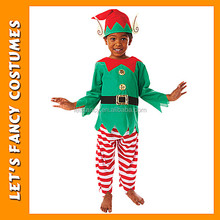 PGCC0564 Elve Kids Christmas Costume Unique Costume Baby Christmas Costume