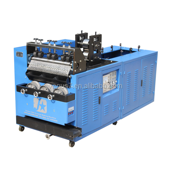 JX-A6machine stainless steel scourer /stainless steel scrubber machine /stainless steel scrubber making machine