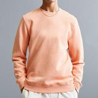Custom spring custom plain hoodies men no zipper hoodie jacket and sweatshirts oem