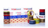 Shenzhen OEM Factory BOPP Printed Packing Tape- with customized logo artwork printed