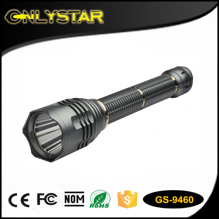 Experienced logo customize led flashlight swiss army flashlight