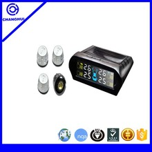 OE quality TPMS TP800(or 801) solar power with external sensor and internal sensor