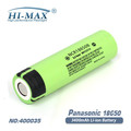 li-ion regular 3400 mah 18650 battery electromobile