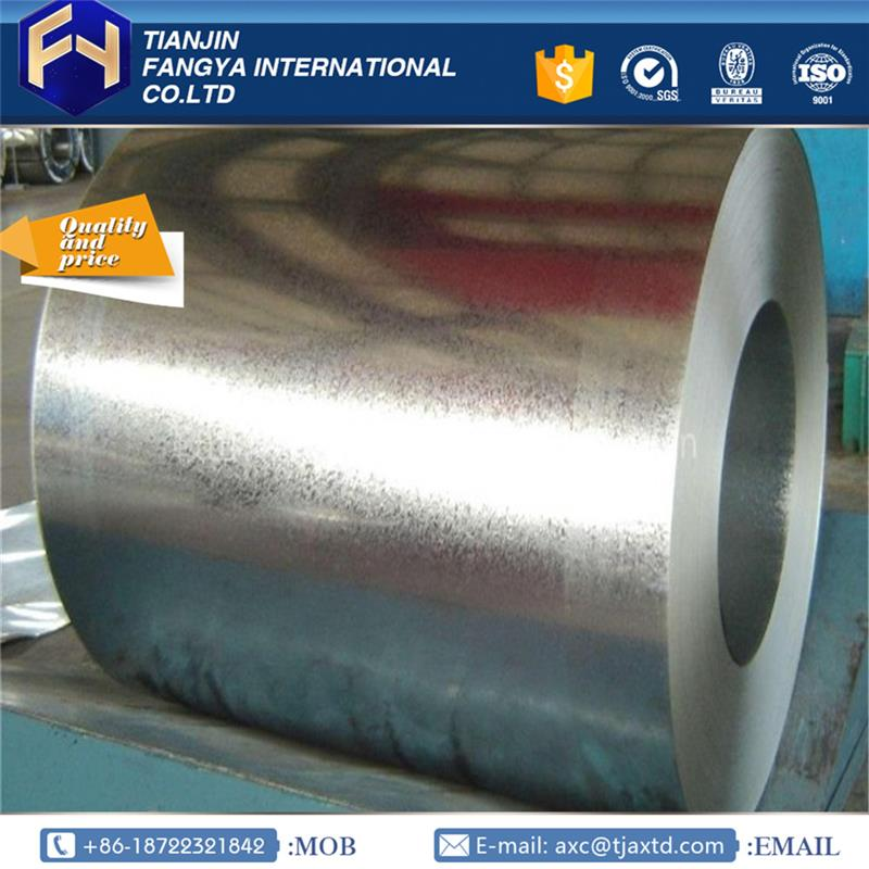 galvalume coils ! galvanized steel coil for construction application din 1623 st12 with high quality