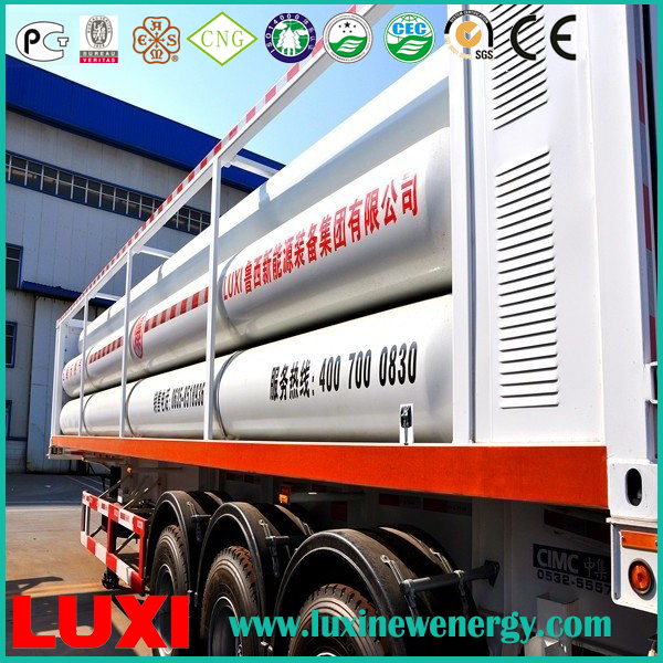 China Supplier High Quality Container Trailer Chassis