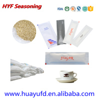 Hot Selling White Sugar Cane Packet for Airline or Restaurant or Coffee