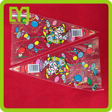 2015 new high quality best selling cone shaped birthday candy bag