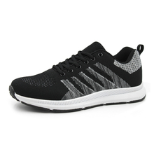 Good Quality Fashion Lightweight Mesh Sport Shoes Men
