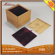 bamboo box for tea /jewelry /wine / gift