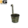 Small Metal Planter For Home And