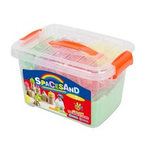 2016 new products coloured sand for children toys