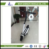 Hot sell delicate multicolor bulk electric scooter tricycle