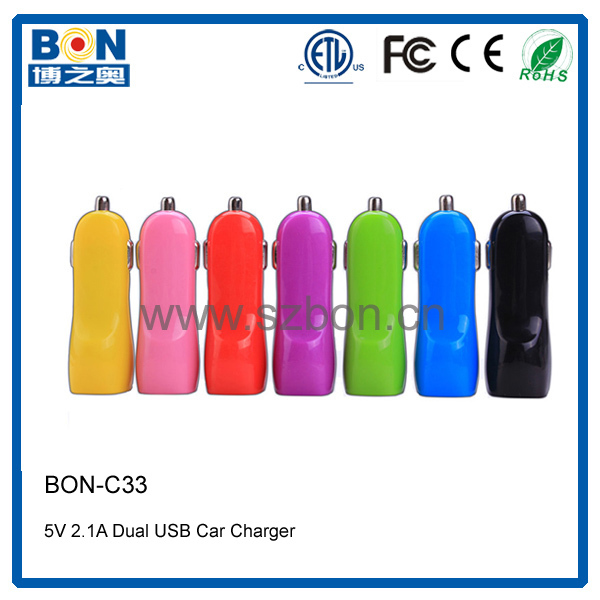 Popular 2.1A Long USB Phone Charger