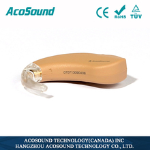 2017 Hot Selling China Health care product 410BTE hearind aids sound amplifier with TUV CE FDA