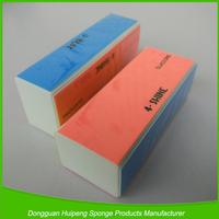 Professional Magic 4 Way Nail Buffer 4 Way Mini Nail BufferNail Buffer Block custom printed nail file
