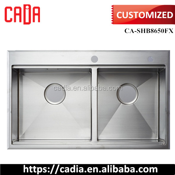 Kitchen Accessories Economy Stainless Steel Wholesale Unique Kitchen Sink