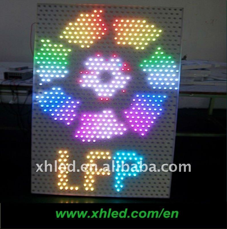 IP65 Programable Outdoor Illuminated Sign Led Channel Letters