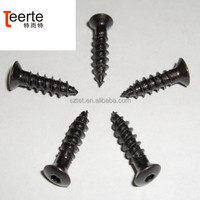 DIN7995 torx raised countersunk head wood screws