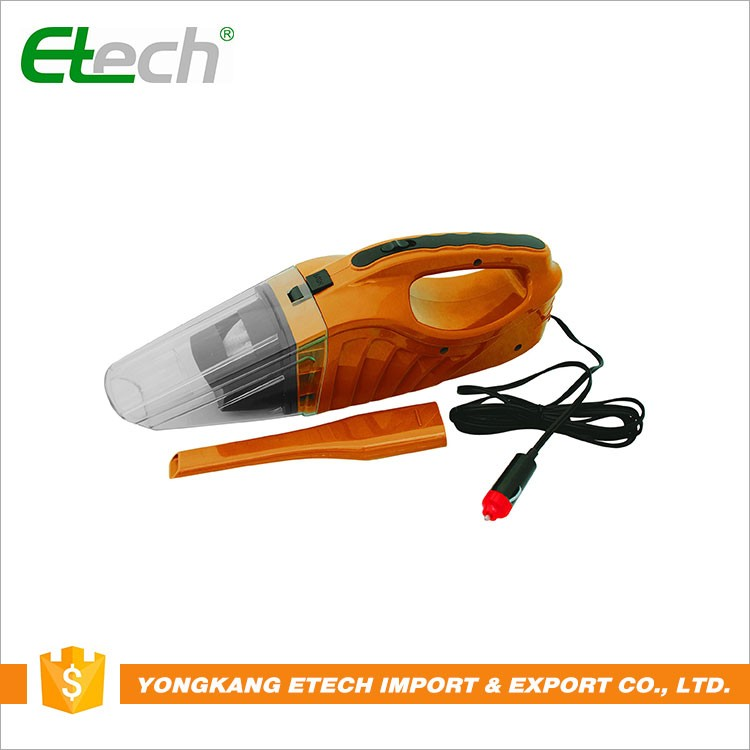 Portable heavy duty usb car vacuum cleaner