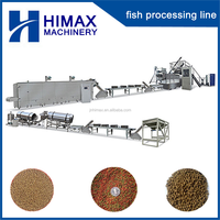 manufacturing machine of fish feed extruder with HM65
