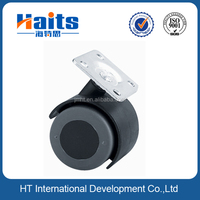 high quality 40/50mm for home cabinet caster wheel