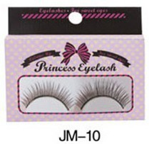False Eyelash Packaging Box Wholesale Makeup Red Cherry Eyelashes For Beauty