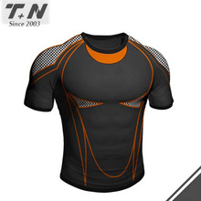 Custom High Quality New Design 2015 Men's Rugby Jersey