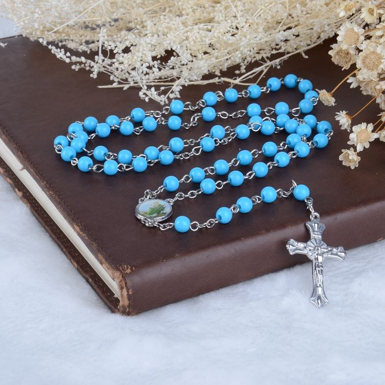 A&J Rigorous testing 59 beads catholic rosaries