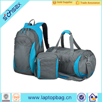 2016 Factory Wholesale nylon duffle football bag