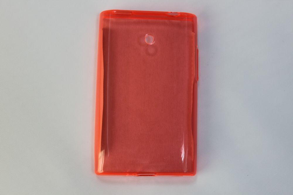 Transparent tpu case for LG Optimus L3 E400