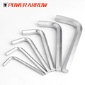 Nickel-Plated Long Arm Ball Point Hex Key /Hex Key Spanner /Ball Point Hex Key Wrench