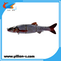 3D Eyes Multi Jointed Fishing Lure Pike Fishing Lure