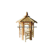Eco-friendly Luxury Garden Natural Bamboo New Portable Cheap Pavilion