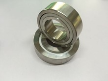 single row stainless steel 7922 angular contact ball bearing