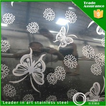stainless steel manufacture color decorative stainless steel for cookware set