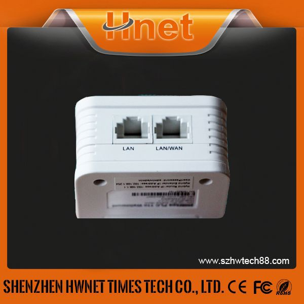 Wireless 200M PLC powerline adapter 200mbps Powerline Communication Adapter