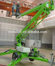Hot Sale Towable Articulating Boom Lift